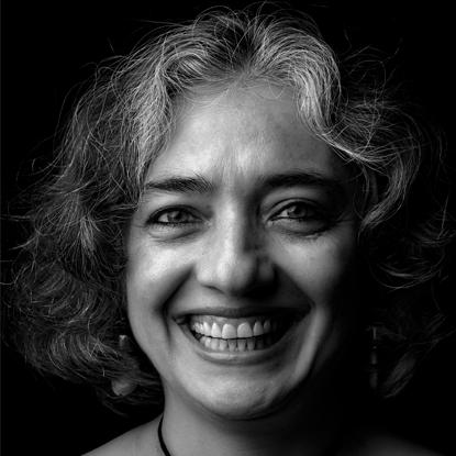 Samina Mishra, Managing Trustee